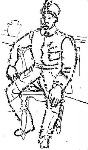 calligramme, apollinaire