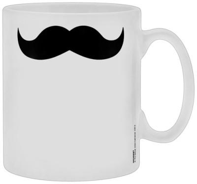 moustache,barbe, tasse, cup, mug