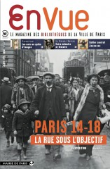 en vue, bibliothèques, paris