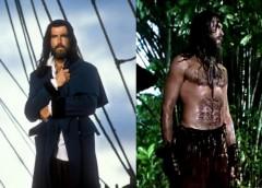 Robinson Crusoé, Pierce Brosnan