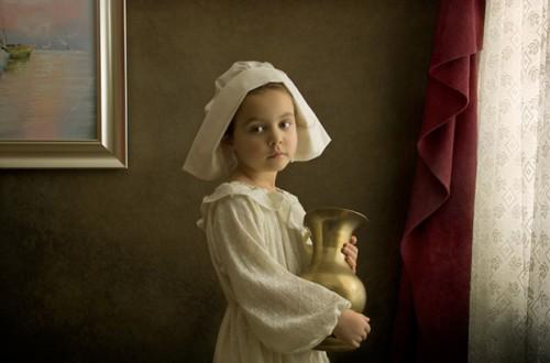 bill gekas,vermeer,rembrandt,hollandais