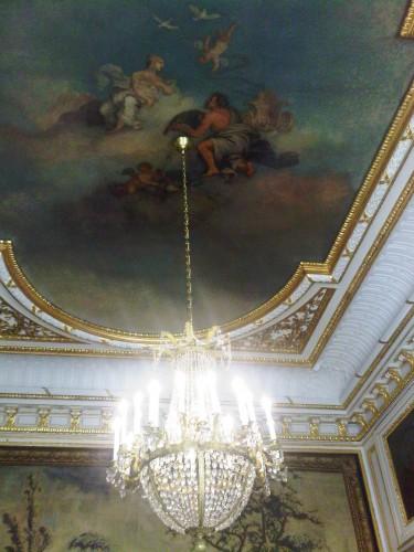 jacquemart andré, musée, plafond