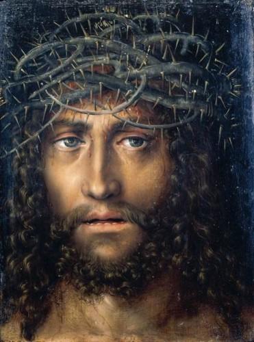 simone,weil,romain,deblue,souffrance,pathos,croix,pesanteur,migraine,blaise,pascal,cranach