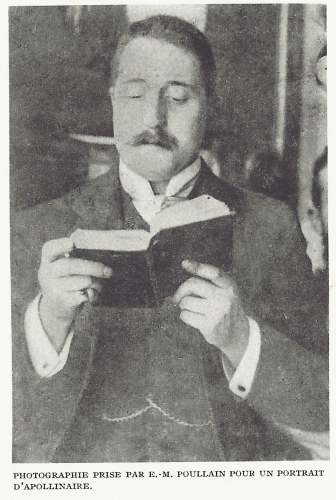"""C' est le deuxième Poème de """" La chanson du mal aimé """" qui figure dans """" Alcools """" . Ecrit vers 1905"""