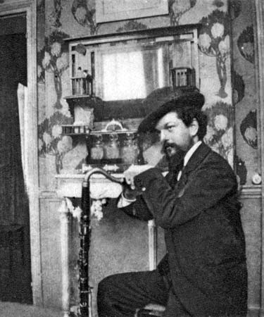 rencontre debussy wagner