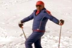 Le moniteur de ski, les Bronzés font du ski, planter de baton