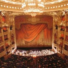 Garnier, opéra, salle, concert