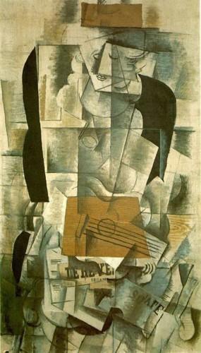 femme,guitare