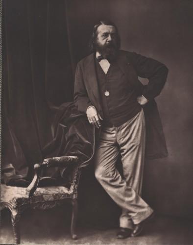 theophile gautier, autobiographie