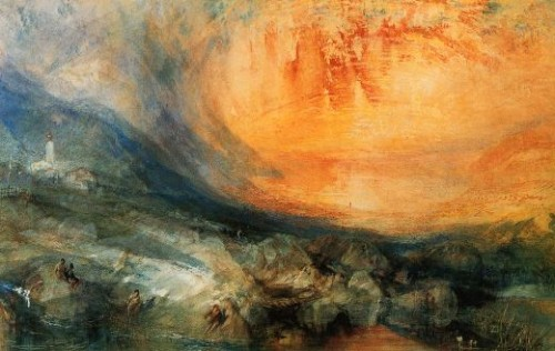 le pré d'or, william turner