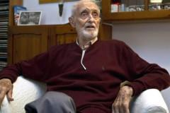 José Luis Sampedro, indigné, hessel