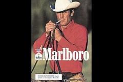 Eric Lawson, cowboy Marlboro