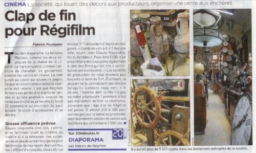 cinema, fournisseur, décors