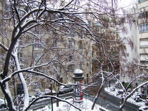 rue de l'abbé gillet, paris