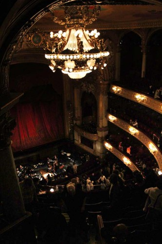 opéra, royal, stockholm