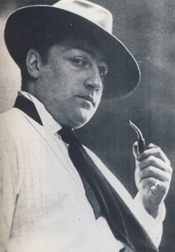 Sacha Guitry, pipe, fumer