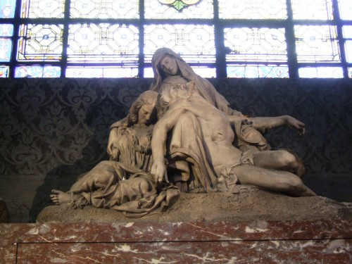 mercredi des cendres, église saint-sulpice