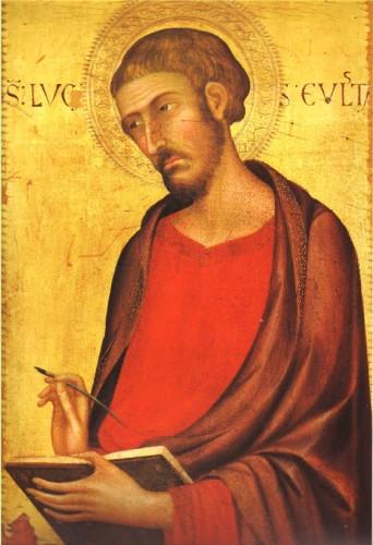 saint luc, évangile