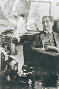apollinaire, tabac, pipe, fumer