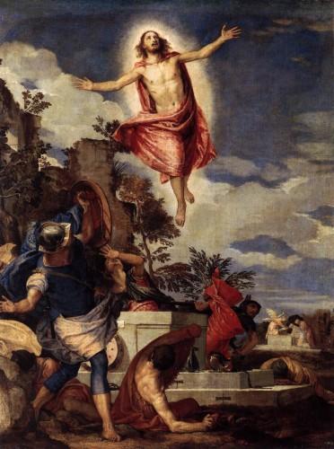 résurrection,paques,christ,tintoret,veronese,grunewald