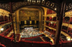 Châtelet, salle, concert