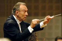 Claudio Abbado, chef d'orchestre