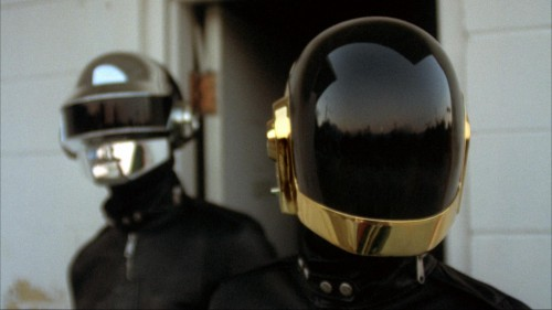daft punk, complices, street heads