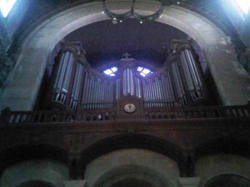 saint augustin, orgues