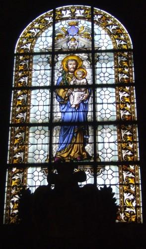 Eglise saint germain des prés - saint JOSEPH.JPG