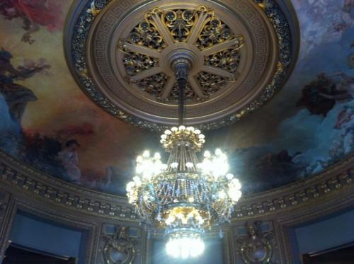 opera garnier, lustre, hermann, schurig