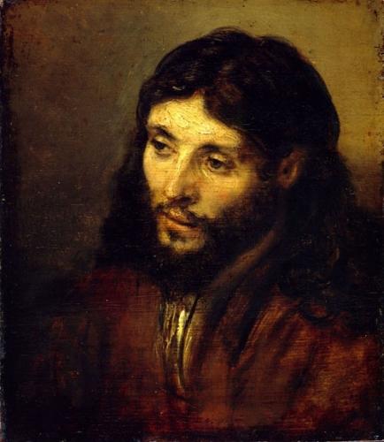 christ, rembrandt