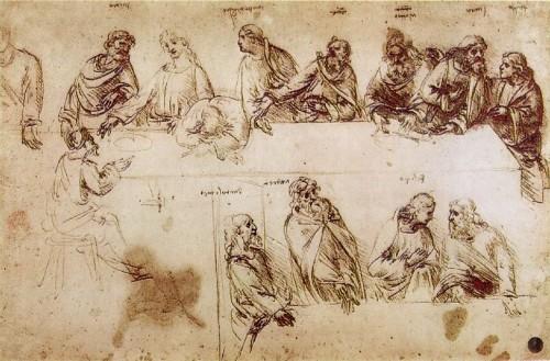 Cene, Da Vinci, study.jpg