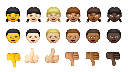 emoticon, emoticons, apple, minorities, minorites