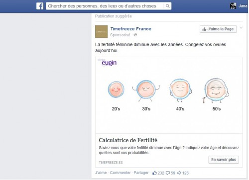 congélation d'ovules lien sponsorisé FB 2014 10 21.jpg