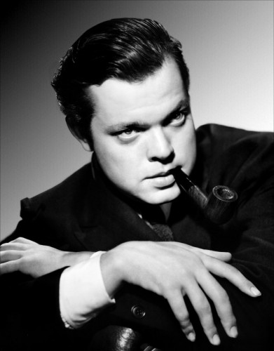 orson welles, tabac, pipe, fumer