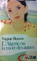 algérie, virginie buisson