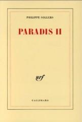 sollers,paradis