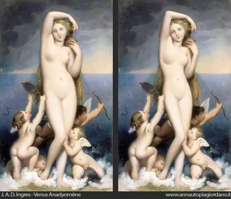 Ingres, Vénus