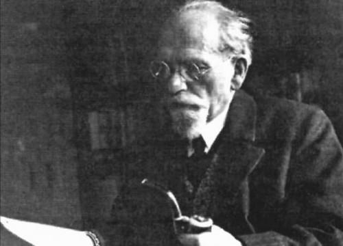 Husserl, pipe, fumer, philosophe