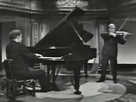 duet,duo,beethoven,glenn gould,menuhin,sonate,piano,violon
