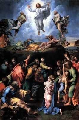 descartes,discours,méthode,raphael,transfiguration