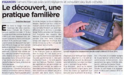 français, argent, gestion, comptes, banque