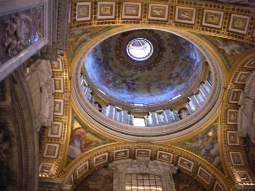 saint pierre, rome, daphné marciel